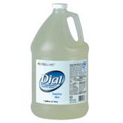 Dial Antimicrobial Soap For Sensitive Skin Floral Gallon Bottle 4/Case - DPR82838
