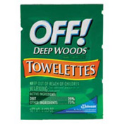 OFF Deep Woods Towelettes - DRACB549967