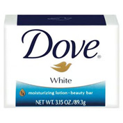 Dove® Soap, 72 - 4-1/4-Oz. Bars - DRACB610795CT