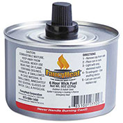 Fancy Heat FHC F700 - Chafing Fuel Can, Stem Wick, 4-6 Hour Burn , 8 oz., 24 ct