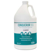 Conqueror 103 Odor Counteractant Concentrate Cherry 32 Oz. Bottle 12/Case - FPI1232WBCH
