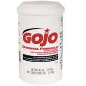 Gojo Original Formula Hand Cream Cleaner, 4-1/2 Lb. Jar 6/Case - GOJ1115