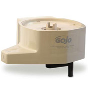 Gojo Flat-Top Gallon Dispenser, Taupe - GOJ1275