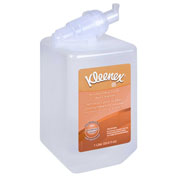 Kleenex Antibacterial Foam Hand Cleanser Fresh Scent, 1000mL Cassette 6/Case - KIM91554CT