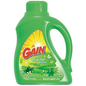 Gain® Liquid Laundry Detergent Original, 50 Oz. Bottle 6/Case - PAG12784