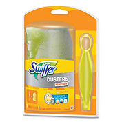 Swiffer 360° Starter Kit W/ One Disposable Duster, 12 Kits/Case - PAG16942CT