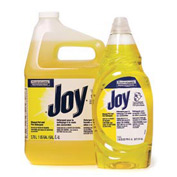 Joy® Dishwashing Liquid Lemon, 38 Oz. Bottle 8/Case - PAG45114CT