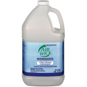 Air Wick Liquid Deodorizer Concentrate Clean Breeze, Gallon Bottle 4/Case - RAC06732