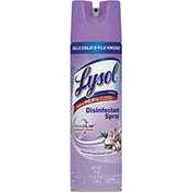 Lysol Disinfectant Spray Early Morning Breeze, 12/Case - RAC80834CT