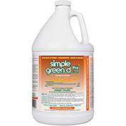Simple Green Pro 3 Germicidal Cleaner Refill W/ Childproof Cap, Gallon Bottle 6/Case - SPG30301