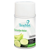 Metered Fragrance Dispenser Refills Cucumber Melon, 6.6 Oz. Aerosol 12/Case - WTB332510TMCACT