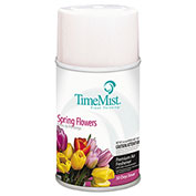 Metered Fragrance Dispenser Refill Spring Flower, 5.3 Oz Aerosol 12/Case - WTB332553TMCACT