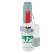 Unger Spray On A Belt Bottle & Holder Kit, W/ 3' Flexible Hose & 33 Oz. Bottle - UNGSOABG