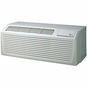 LG Packaged Terminal Air Conditioner LP123CDUC Elec. Heat 12000 BTU Cool, 6200 BTU Heat, 208/230V