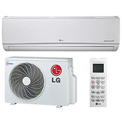 LG Single Zone Inverter Heat Pump System LS363HLV, High Efficient Extended Pipe (36K BTU)