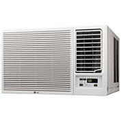 LG LW8016HR Window Air Conditioner with Heat, 7,500 BTU w/ Remote, 115V