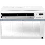 LG LW8017ERSM Smart ThinQ Wifi Control Window Air Conditioner, 8,000 BTU, Energy Star, 115V