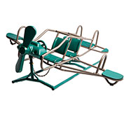 Lifetime® Ace Flyer Teeter-Totter, Earthtone