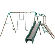 Lifetime® Climb & Slide Playset, Earthtone