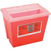 2-Gallon Multi-Purpose Sharps Container, 11-5/8