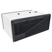 Portable Media Air Purifier - 110 CFM 120V - White with Black Trim