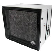 Commercial And Light Industrial Media Air Purifier - 1100 CFM - 120V - White