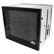 Commercial And Light Industrial Media Air Purifier 1100 CFM 230V White