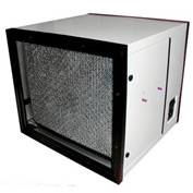 HD Commercial And Light Industrial Air Purifier - 2100 CFM 120V - White