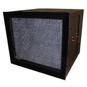 HD Commercial And Light Industrial Air Purifier - 2100 CFM 230V - Wood