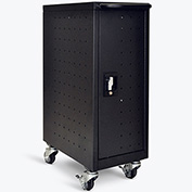 Luxor 16 Capacity Tablet/Chromebook Charging Cart