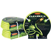 "Legacy™ Flexzilla® Zillagreen™ Air Hose, 1/4"" X 50', 1/4"" MNPT"