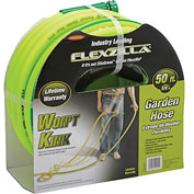 "Legacy™ Flexzilla 5/8"" X 50' Zillagreen Garden Hose W/ 3/4"" GHT Fittings"