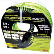 "Legacy™ Flexzilla® Pro Zillagreen™ Air Hose, 3/8"" X 50', 1/4"" MNPT"