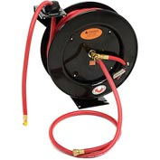 Legacy™ Workforce Retractable 3/8 X 50 Air Hose Reel