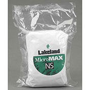 Lakeland CTL414V Micromax® NS Disposable Coverall in Vending Pack MD, Elastic Wrists, Boots