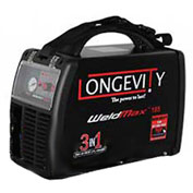 Longevity® WeldMax 185 Multi-Purpose Unit - Plasma Cutter - TIG Welder - Stick Welder
