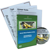 Convergence Training Aerial Work Platform Safety, DVD