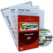 Tanker Rollover Training DVD, C-403