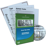 Steam Pipe Safety, DVD