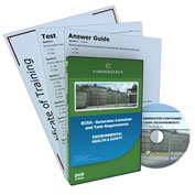 RCRA - Generator, Container, and Tank Requirements, C-536, DVD
