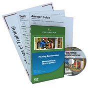 Hearing Conservation, C-802, DVD