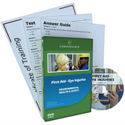 Convergence Training First Aid Eye Injuries, C-894, English, DVD