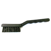 "LPD Trade ESD 2-2/5"" Tooth Brush Style with Dissipative Bristles, Black - 9002"