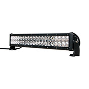 "Prairie Falcon 21"" Off Road LED Light Bar Flood/Spot Combo, White - A-1208"