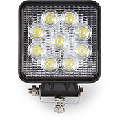 Vulture2 27 Watt LED Work lights, White - A-1210