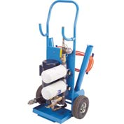 Absolute Filtration Cart W/PowerMaster Control & Parallel Filters - 20 GPM