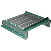 "Angle End Stop AS15B16 for Ashland Conveyor - Painted Steel - 16"" BF - 1-1/2"" x 1-1/2"" x 3/16"""