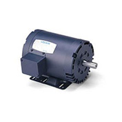 Leeson 132235.00, Premium Eff., 5 HP, 1760 RPM, 208-220/460V, 184T, DP, Rigid
