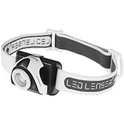 LED LENSER® SEO5™ 5 LED Headlamp - Gray