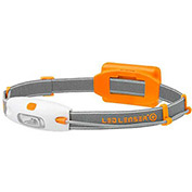 LED LENSER® 880215 NEO LED Headlamp - Orange